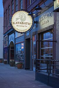 Katabatic Brewing Company Livingston MT Exterior photo